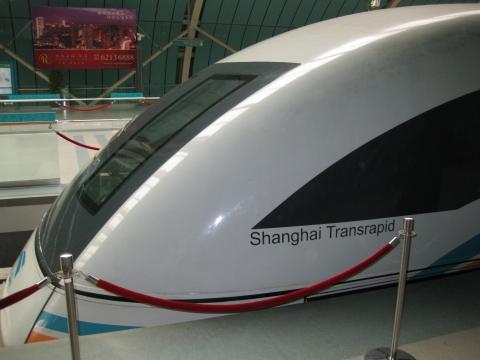 Shanghai - Transrapid