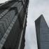 Jin Mao Tower (li) und World Financial Center
