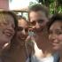 Henne,Anne,Ich u Daphne in Bigi Pan