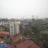 Blick aus unserem Hotel