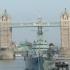 Blick auf die Tower Bridge und die Belfast
