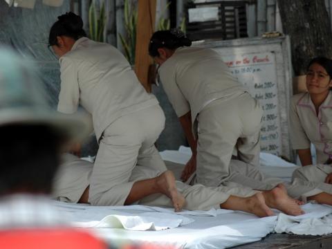Ko Samui - Massage