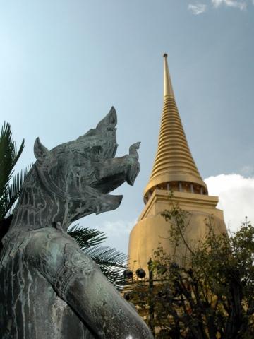 Bangkok - Bangkok - Wat Phra Keo