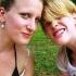 Henne und ich im Zoo:)