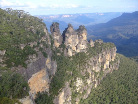 Blue Mountains - 3 Sisters