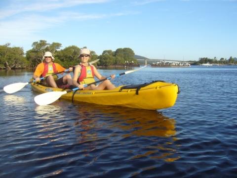 Port Stephens - Myall River