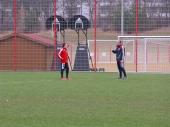 Frank Ribery beim Einzeltraining