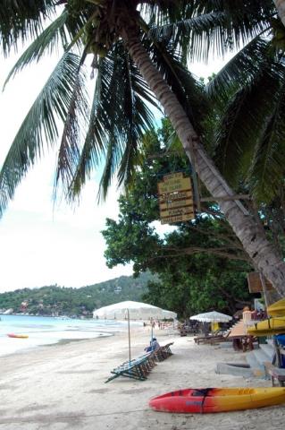 Ko Tao - Koh Tao Sairee Beach