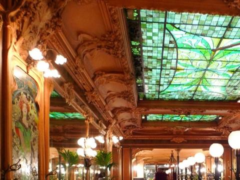 Paris - Café Julien Paris