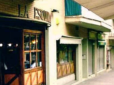 Barcelona - Esquinica Tapas in Barcelona