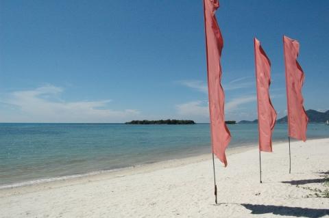 Ko Samui - am Chaweng Beach