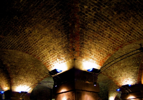 London - Cafe in the Crypt