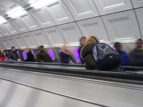 London - London Escalators