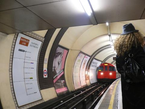 London - London Tube