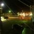 Macapá beiNacht-aussicht aus unserem Hotel