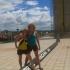 Wir aufm Aequator!!:)
