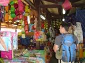 Markt in St Denis