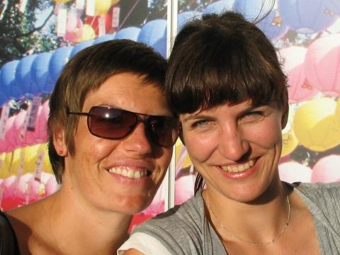 Bundesland Wien - Sylvie und Mel