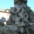 Am Trevi-Brunnen