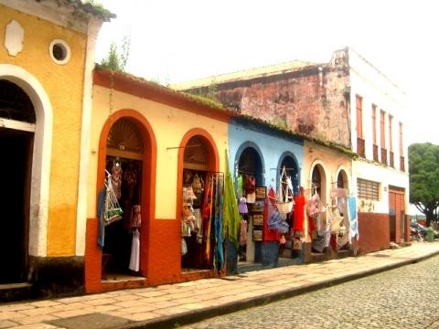 São Luís - Altstadt