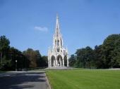 Leopold-Gedenkstätte im Heysel-Park