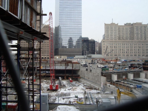 New York City - Ground Zero