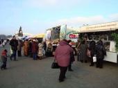 Weihnachtsmarkt in Minsk