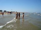 Badefreuden an der Adria
