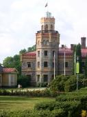 Sigulda, Neues Schloss