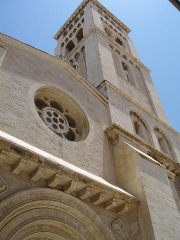 Jerusalem - Grabeskirche aussen