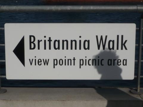 Britannia Walk, Leith