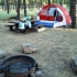 Camping im Kaibab National Forest