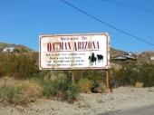 Oatman @Route 66