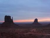 Sonnenaufgang im M.V.
