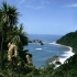 Pazifikküste bei Haast