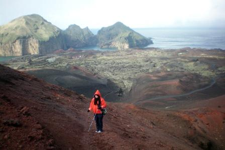 Vestmannaeyjar - Der Schwangerling tanzt auf dem Vulkan
