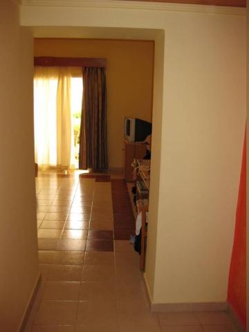 Marsá al `Alam - Zimmer Eingang