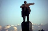 Lenin-Denkmal in Bishkek