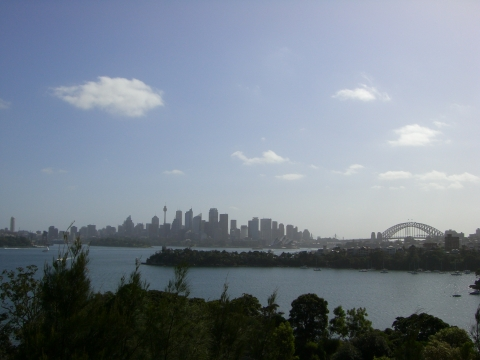 Sydney - New South Wales - Skyline Sydney