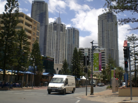 Surfers Paradise - Gold Coast (Queensland)