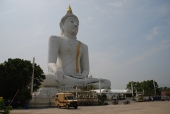 Iveco mit Buddah