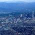 Landeanflug Los Angeles