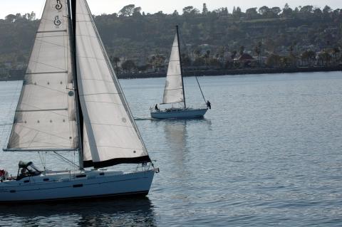 San Diego - San Diego Bay