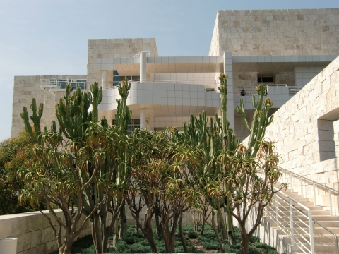 Los Angeles - Getty Center