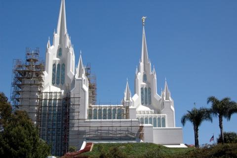 San Diego - San Diego Mormonentempel