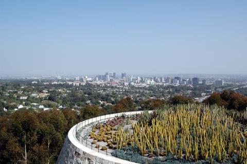Los Angeles - Getty Center Los Angeles