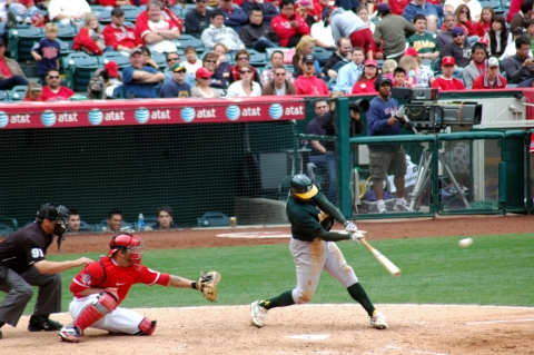 Los Angeles - Oakland Batter