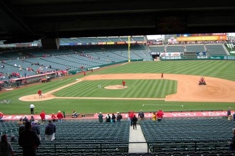 Los Angeles - LA Angels Baseball Stadium