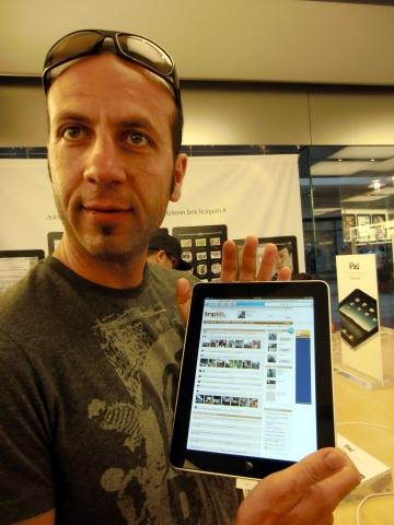 San Diego - iPad