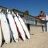 Surfschule am Pacific Beach